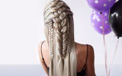 Long Hairstyles That Are Just The Cutest For Valentine's Day