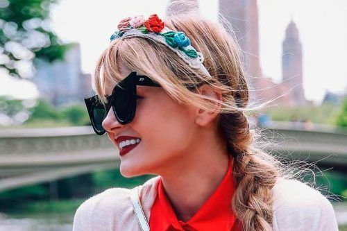 Popular Styles With Fringe Bangs That Will Elevate Your Beauty