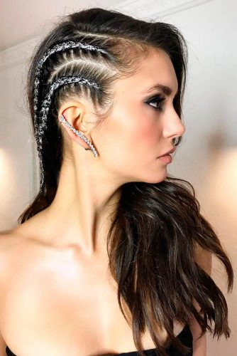 Elegant Braided Hairstyles picture 1