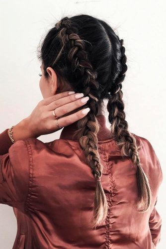 Elegant Braided Hairstyles picture 3