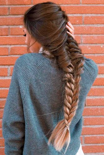Gorgeous Hairstyles with Long Braids picture 2