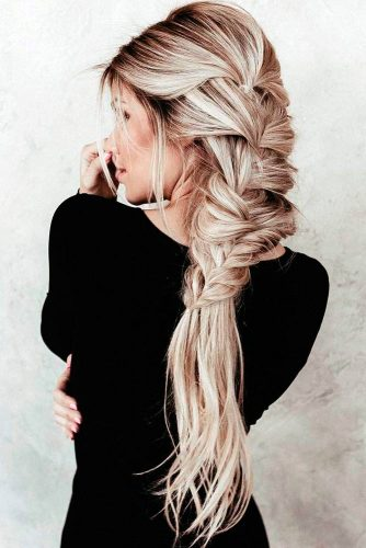 Gorgeous Hairstyles with Long Braids picture 3