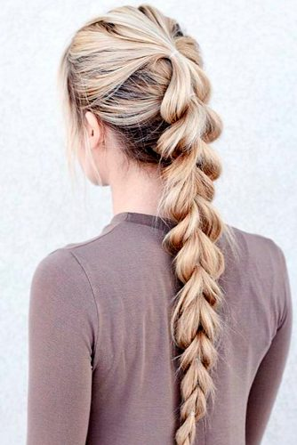 Inspired Long Braided Hairstyles picture 1