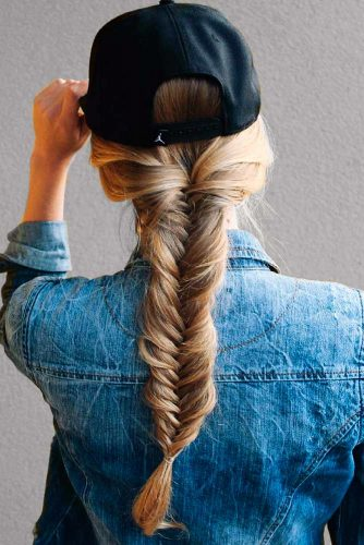 Inspired Long Braided Hairstyles picture 3