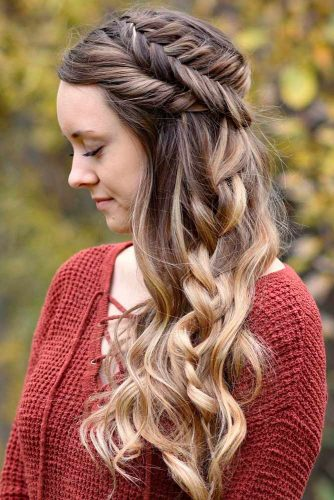 Incredibly Cool Hairstyles with Braids picture 1
