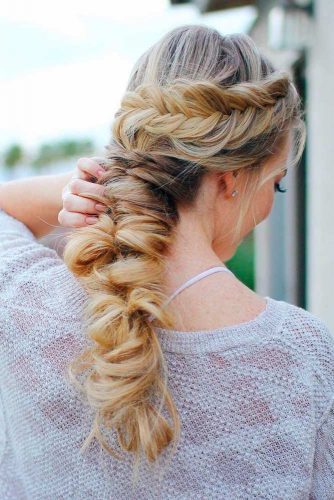 Incredibly Cool Hairstyles with Braids picture 2