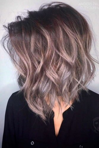 Medium Length Hairstyles Ideal For Thick Hair Lovehairstyles
