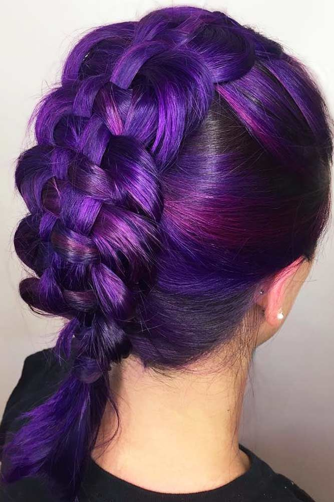 Really Royal Braid #mediumhair #mediumhairstyles