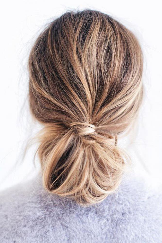 Extremely Feminine Hairstyles Brown #mediumhair #mediumhairstyles