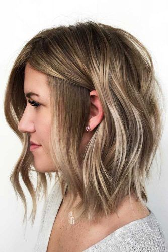 70 Medium Length Hairstyles Ideal for Thick Hair