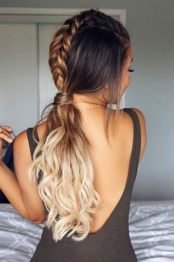 Ombre Hairstyles for Any Event picture1