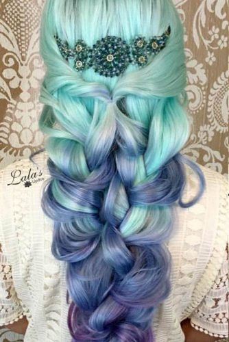 Fantastic Color Ombre Hairstyles picture1