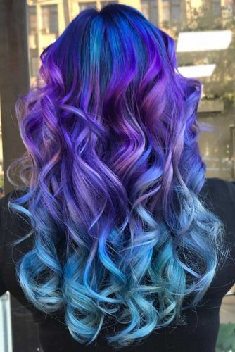 Fantastic Color Ombre Hairstyles picture3