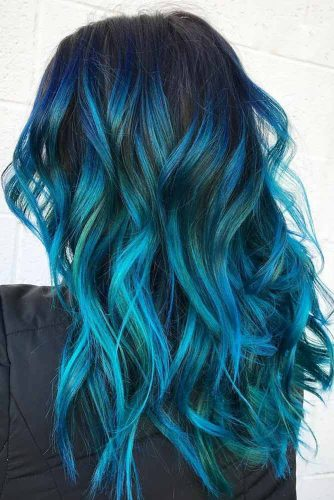 Fantastic Color Ombre Hairstyles picture2