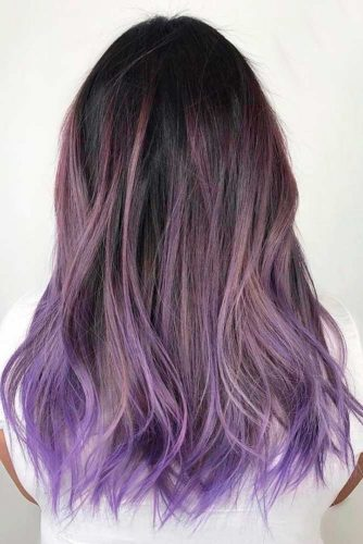Interesting Purple Hairstyles picture1