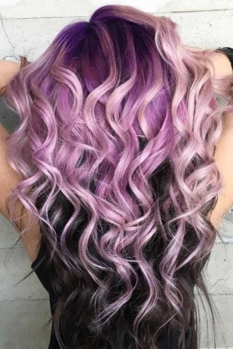 Violet Hair Color Ideas picture3