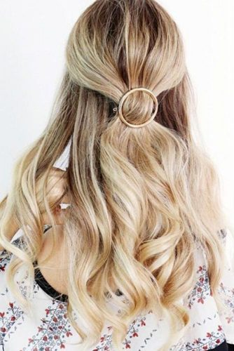 30 Hair Barrettes Ideas To Wear With Any Hairstyles