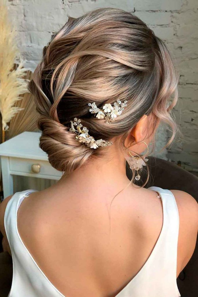 Hair Barrettes For Pretty Hairstyle