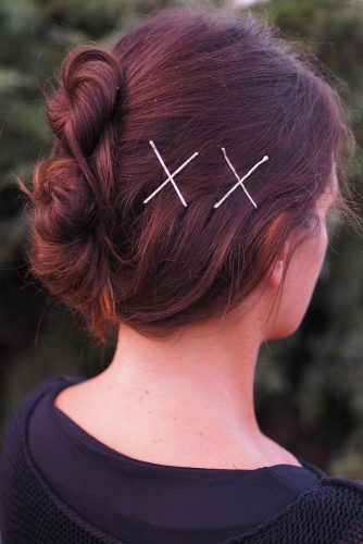 Bobby Pin Updos Hairstyles picture1