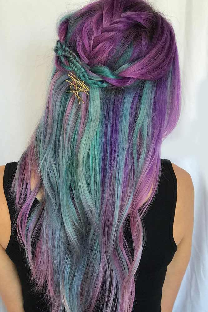 Braids with Bobby Pins picture3