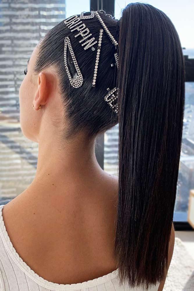 Bobby Pin Updos Hairstyles