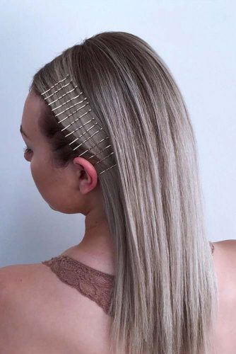 Cute Looks with Bobby Pins picture1