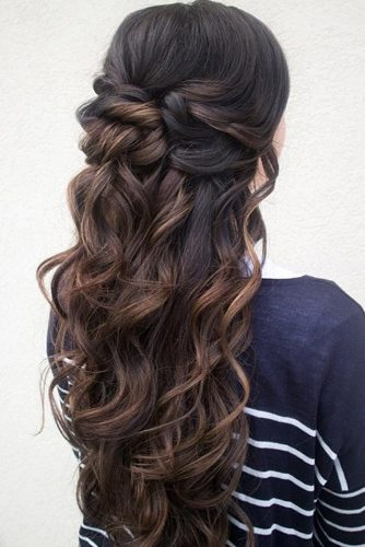Winter Hairstyles for Long Hair picture1