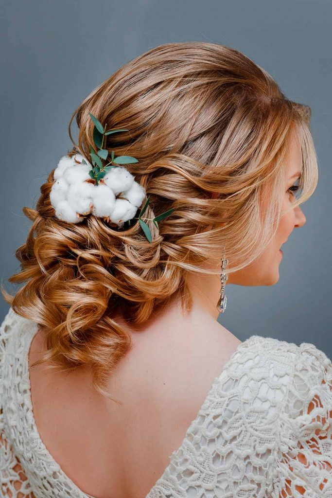 Updo Winter Hairstyles