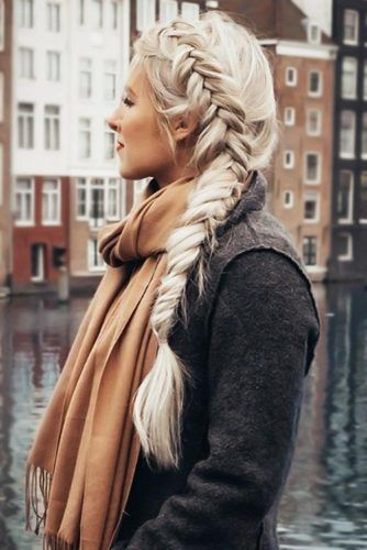 Side Braids Fishtail #braids
