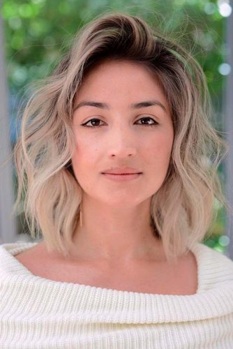 37 Trendy Hairstyles For Medium Length Hair