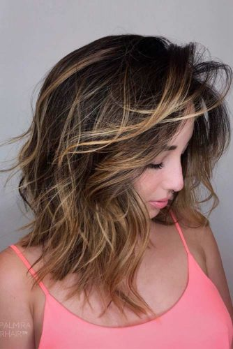 37 Trendy Hairstyles For Medium Length Hair
