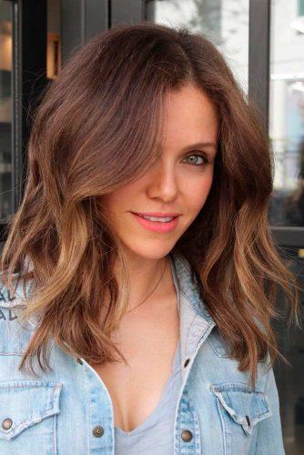 37 Trendy Hairstyles For Medium Length Hair Lovehairstyles Com