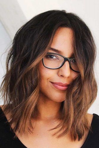 Hairstyles For Medium Wavy Hair #mediumhair #wavyhair