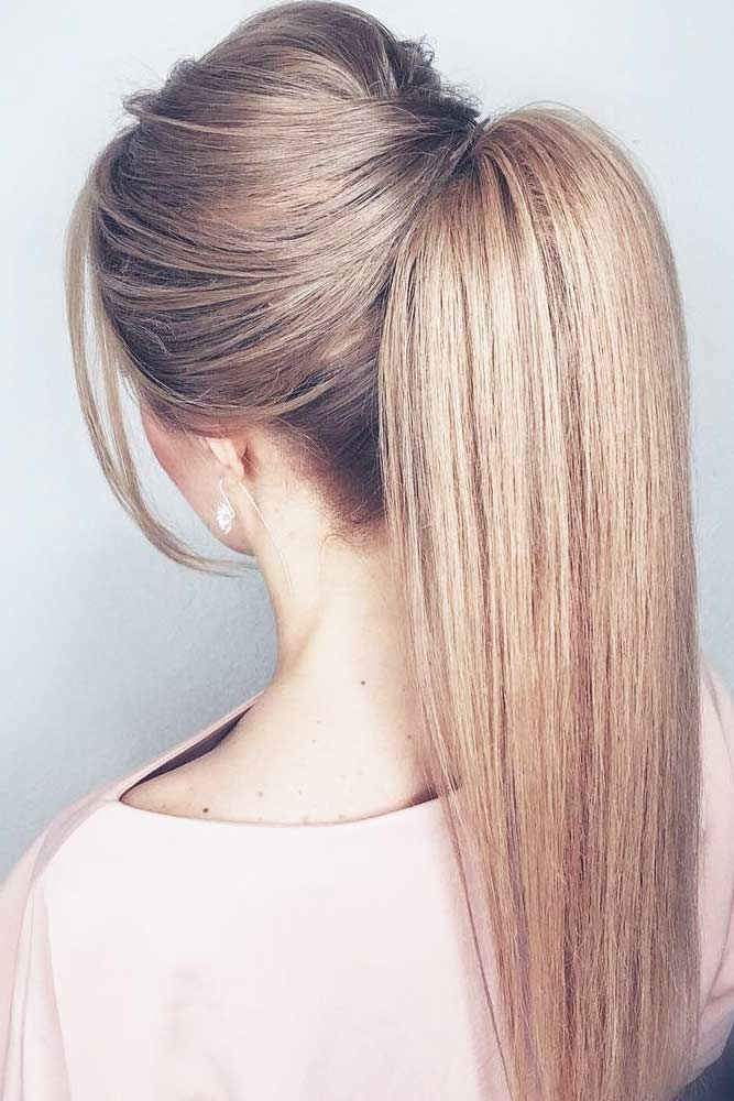 Stupendous 100 Different Ponytail Hairstyles To Fit All Moods And Occasions Natural Hairstyles Runnerswayorg