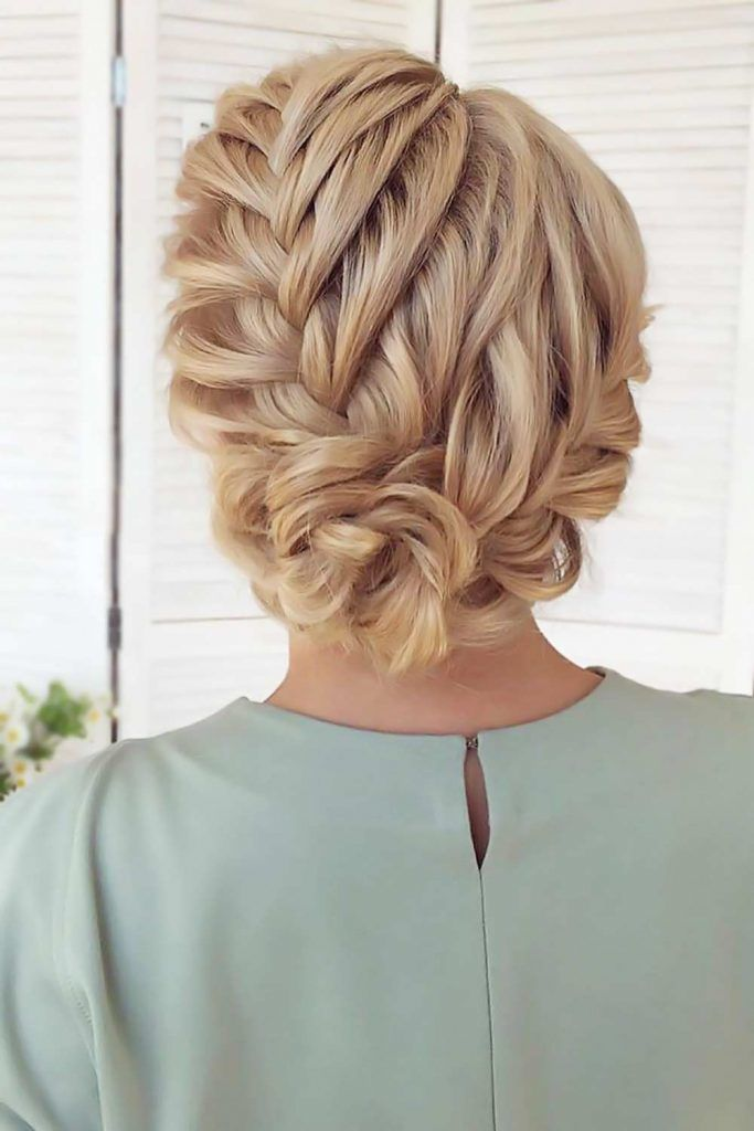 Beautiful Crown Braided Hair #braids #shorthair