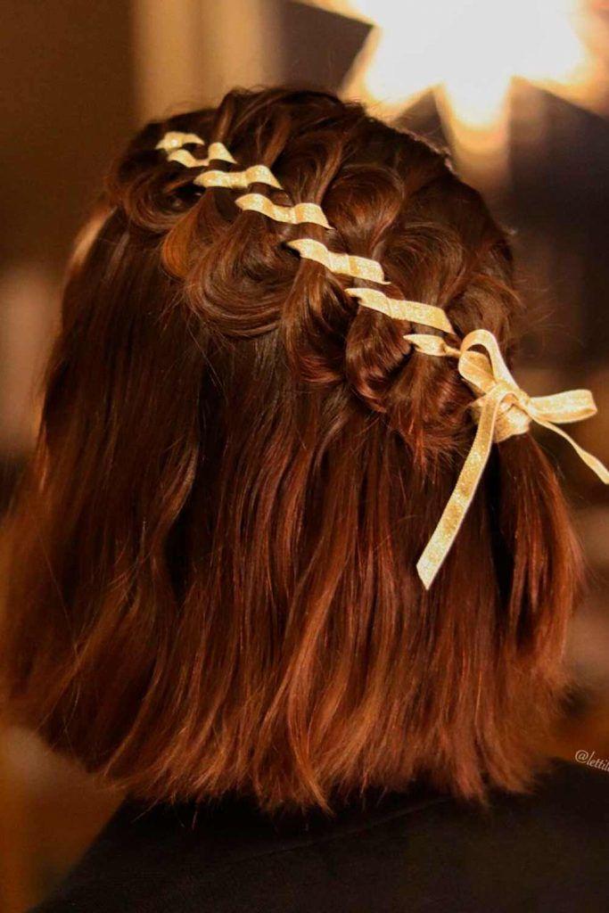 Beautiful Crown Braided Hair