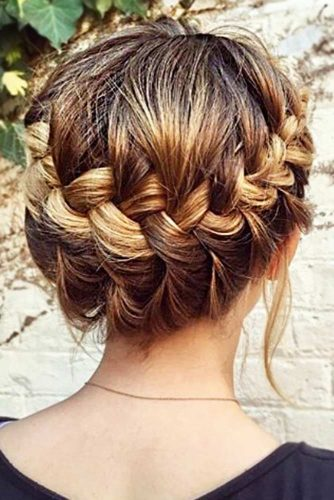 30 Cute Braided Hairstyles For Short Hair Lovehairstyles