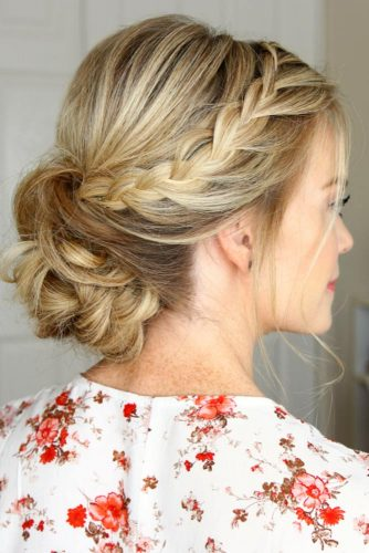 Different Variation of Braided Updos picture1