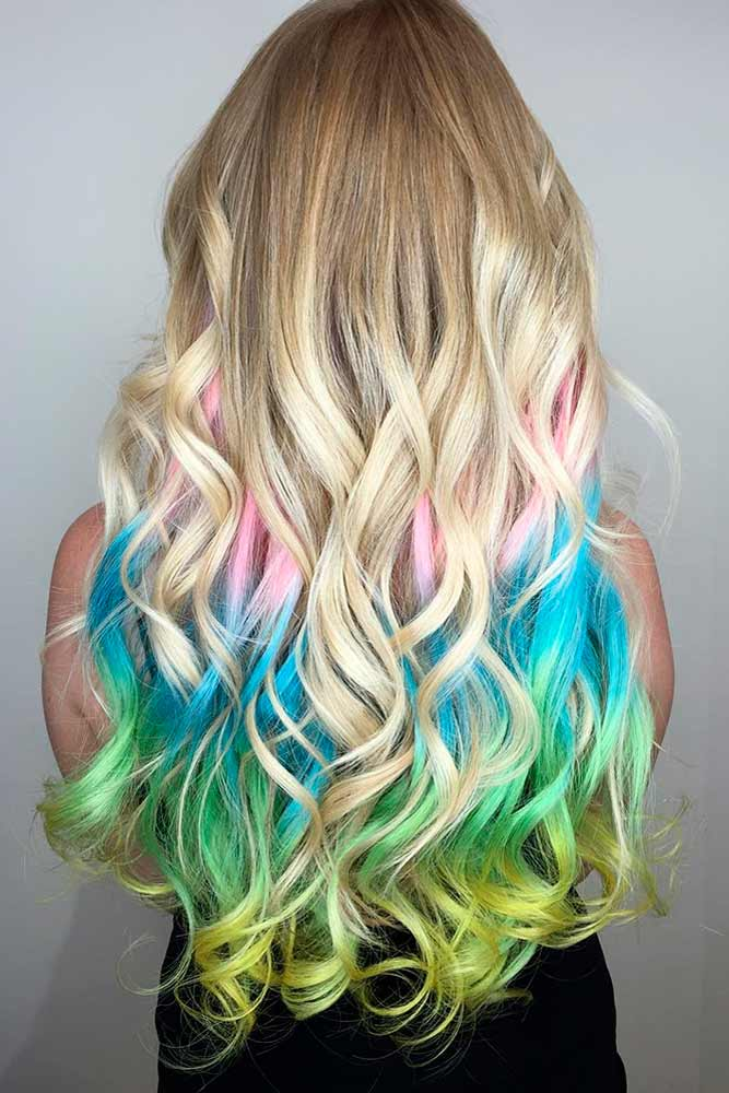 Hidden Rainbow Hair to Try picture1