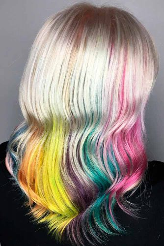 Hidden Rainbow Hair to Try picture2