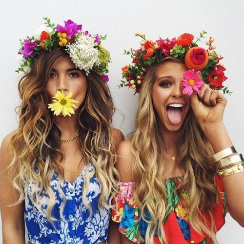 Best Friend Hairstyles for Spring picture 1