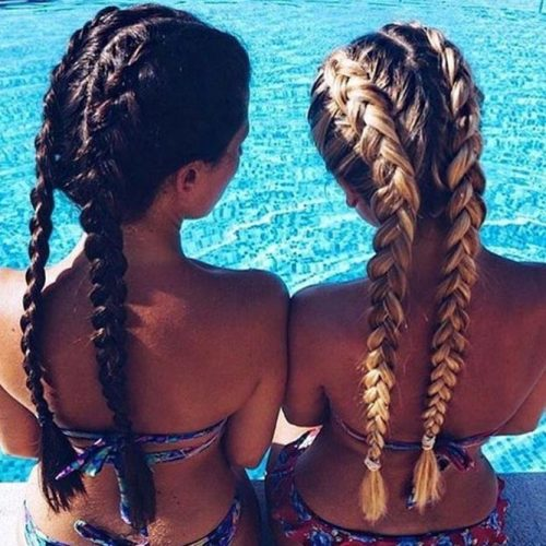 Best Friend Hairstyles for Spring picture 2