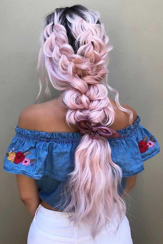 Pastel Pink #pinkhair #haircolor