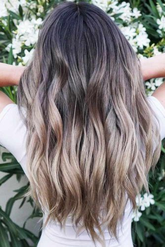 Amazing Blonde Hair Balayage #ombre