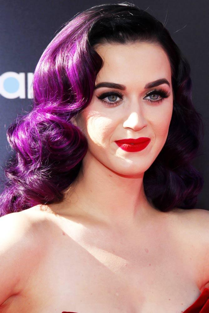 Plum Purple #ombre #purplehair