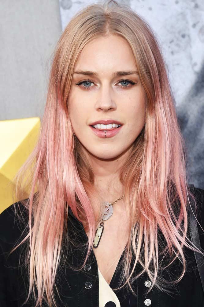 Pastel Haze #ombre #pinkhair