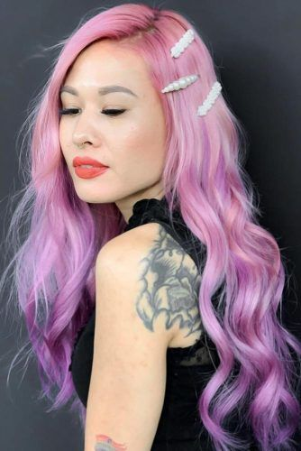 Lavender Ombre #ombre
