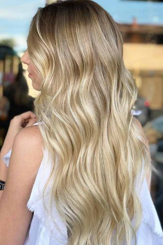 Amazing Blonde Hair Balayage picture1