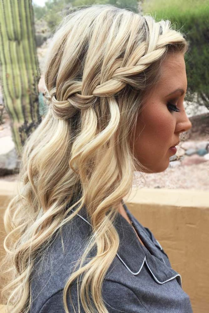Amazing Waterfall Braids for All Occasions picture 1