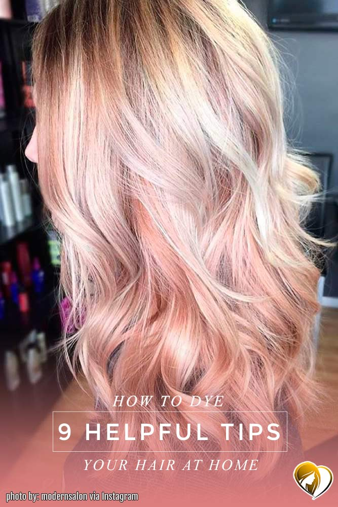 Trend Platinum Color with the Rose Gold Shade